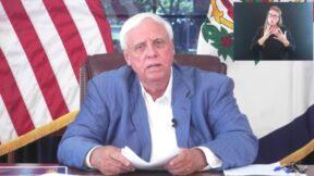 West Virginia Governor Jim Justice Urges Vaccines