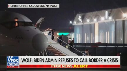 Illegal migrant children being flown into NY