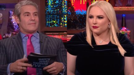Andy Cohen Confronts Meghan McCain Over Her Book on WWHL