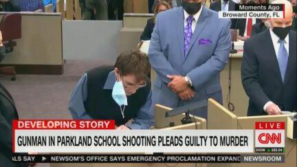 Nikolas Cruz apologizes to Parkland School shooting families
