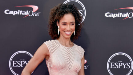 Sage Steele reportedly tests positive for Covid after blasting vaccine mandate