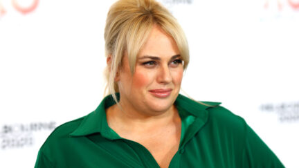 Rebel Wilson at AO Inspirational Series Lunch