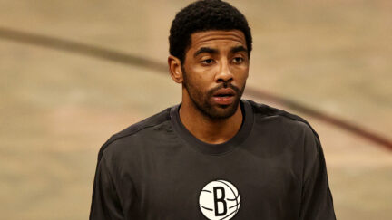 Kyrie Irving Conservative Darling