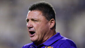 Ed Orgeron reportedly hit on pregnant wife of LSU official