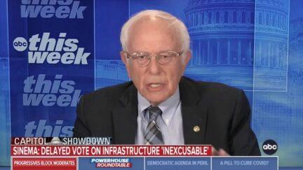 Bernie Sanders on ABC's This Week