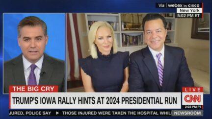 Avlon and Hoover on CNN re Trump 2024