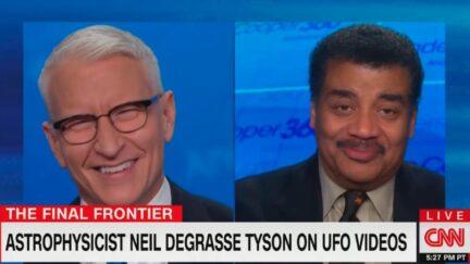 Neil DeGrasse Tyson talking about UFOs