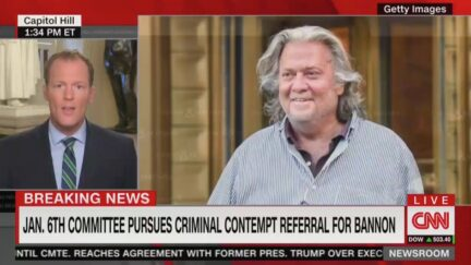 January 6th Committee Charges Steve Bannon for Contempt