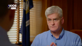 Bill Cassidy on Axios on HBO