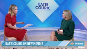 Savannah Guthrie Confronts Katie Couric on Editing RBG Interview