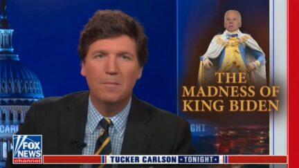 Tucker Carlson mocks Rachel Levine