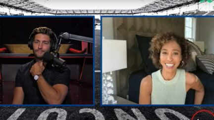 Jay Cutler compares ESPN's Sage Steele to Candace Owens