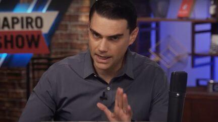 Ben Shapiro blasts ESPN's political hypocrisy