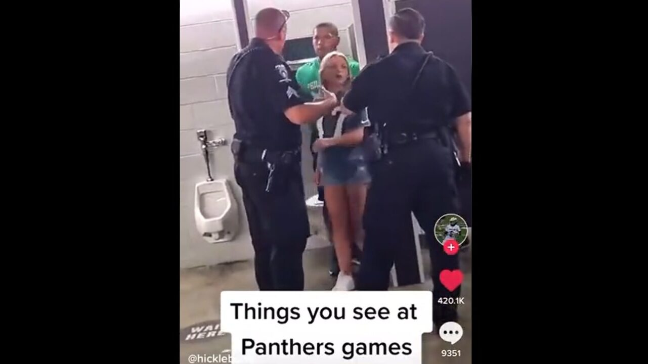 Philly fans arrested for having sex at Eagles-Panthers game