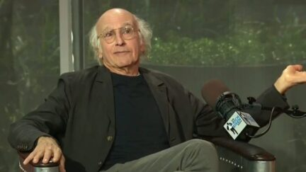 Larry David proposes eliminating kickers from the NFL