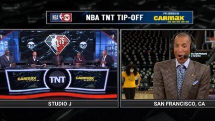 Reggie Miller stunned by NBA honor