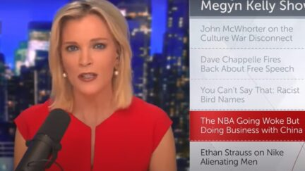 Megyn Kelly blasts the NBA's relationship with China