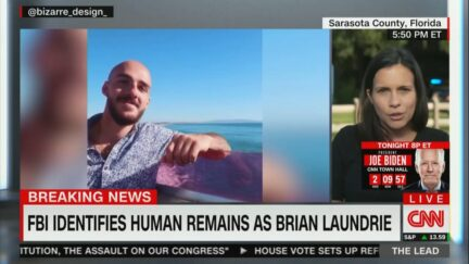 FBI Confirms Human Remains Are Brian Laundrie's