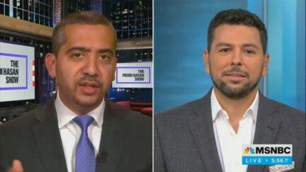 Mehdi Hasan Blames Jon Stewart