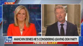 Sen. Rand Paul (R-KY) on Fox News on Oct. 20