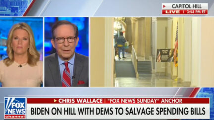 Chris Wallace: This Has Been a Bad Month for Biden