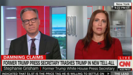 Stephanie Grisham Claims She Didn't Vote for Trump in 2020
